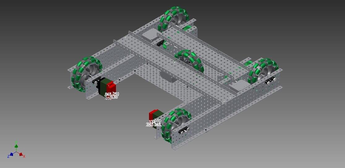 The Improved Integrated Quadrature Encoder REC