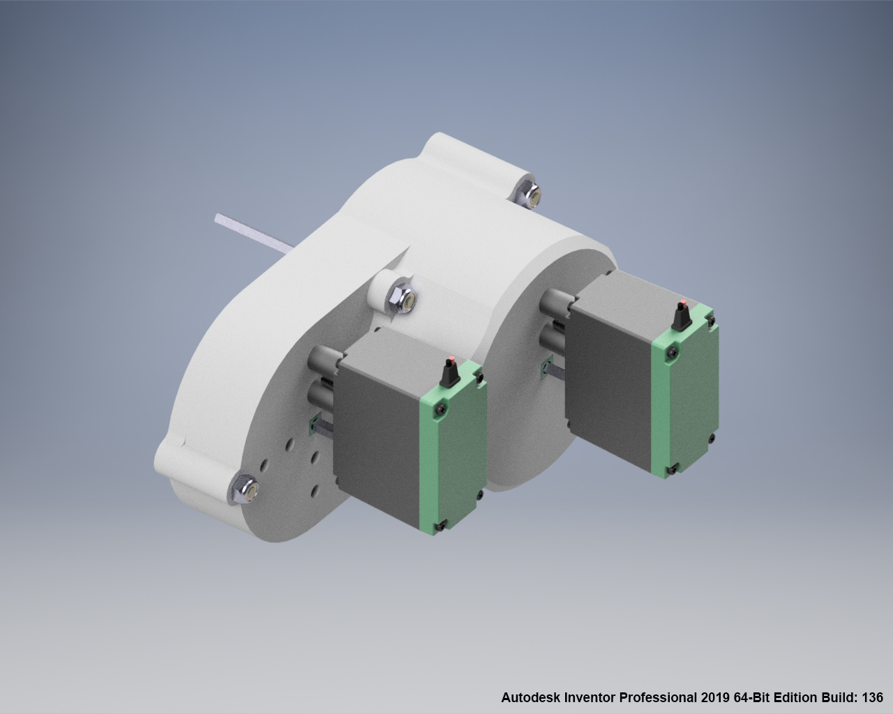 38211A's Planetary Transmission Gearbox | REC Foundation
